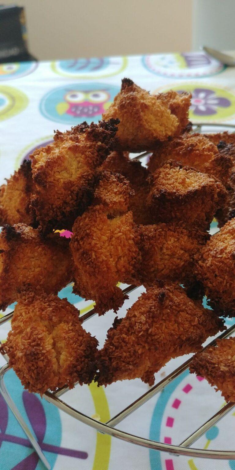 Serie Cucucitos: Cucucitos de Coco